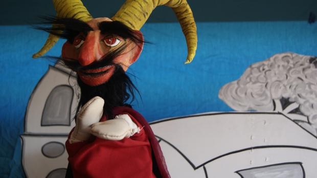 El diablo y don Beto panadero